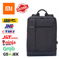 Xiaomi Mi Classic Business Style Polyester Leisure Backpack Bag Black