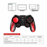 Terbaru IPEGA 9089 PIRATE Wireless Gamepad Bluetooth Controller
