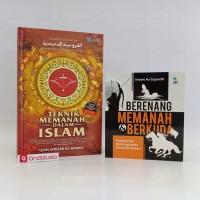Paket Buku Teknik Memanah dalam Islam dan Berenang Memanah Berkuda