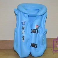 Harga 0332 swim vest abc pelampung rompi anak sz l jaket ban renang | Hargalu.com
