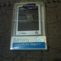 KUALITAS SUPER baterai original samsung galaxy mega 63 ( 6.3 )