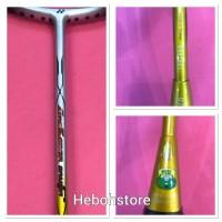 Harga raket badminton brand yonex original sunrise asaber gamma promo | Pembandingharga.com