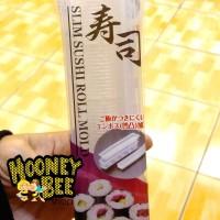 Original daiso - Slim sushi roller mold - cetakan sushi langsung jadi