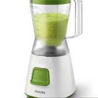PHILIPS Blender Plastik 1 25 Liter HR2057 Hijau Best Seller