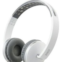 SALE Robot RH-P01 Foldable Stereo Wired Headphone Headset White