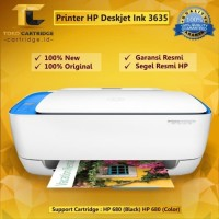 Printer HP Deskjet Ink Advantage 3635 Printer HP Deskjet 3635 Wireless