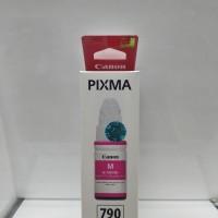 tinta canon original 790 magenta untuk printer g series
