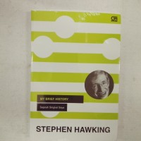 My Brief History ( Sejarah Singkat Saya ) Stephen Hawking