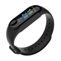 Mi Band 3 looks! M3 Heart SmartBand OLED - Smartwatch M3 Anti Air