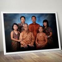Jasa Cetak Foto Ukuran A3+ Bahan E Feel Pyramid 260 gram