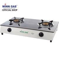 Winn Gas Kompor 2 Tungku W668A Putih