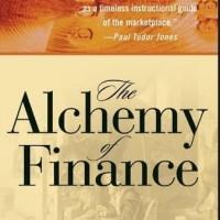 The Alchemy of Finance (BUKU CETAK)