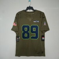eb1380514 ORIGINAL NIKE Jersey USA NFL American Football Seattle Seahawks  89