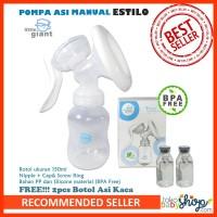 Pompa Asi Little Giant Estilo Manual Breast Pump