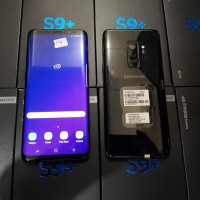 HP SECOND SAMSUNG GALAXY S9 PLUS 128 GB SEIN SM G965F DS GRS RESMI MUL