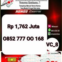 Kartu Perdana ASSeri Ilufa 168 -0852 777 00 168 Hoki VC8 765