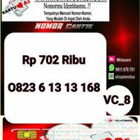 Kartu Perdana As Seri Ilufa 168- 0823 6 1313 168 Hoki VC8 732