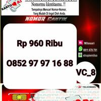 Kartu Perdana ASSeri Ilufa 168 -0852 9797 1688 Hoki VC8 763