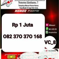 Kartu Perdana ASSeri Ilufa 168 -082 370 370 168 Hoki VC8 768