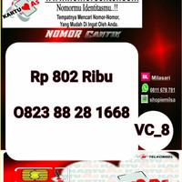 Kartu Perdana ASSeri Ilufa 168 -0823 8828 1668 Hoki VC8 760