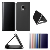 Samsung galaxy J6 2018 Clear view standing cover case