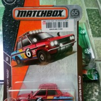 MATCHBOX DATSUN 510 RALLY