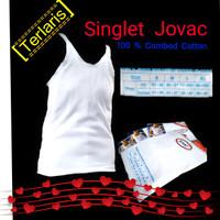 Singlet Pria | Merk Jovac Deluxe Quality Kaos Dalam Pria