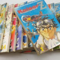 Elex Media Komputindo Komik Kaizer Z Buku 1 - 16 Complete