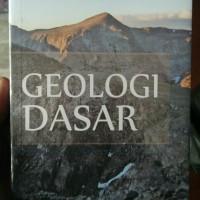 Buku Geologi Dasar ORIGINAL