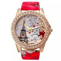 Jam Tangan love Women motif Paris