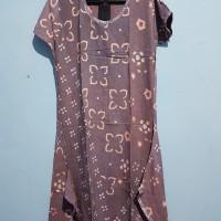 Harga daster premium batik huza asli | antitipu.com