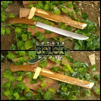 Harga golok sembelih super high quality ukir | WIKIPRICE INDONESIA