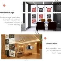 Harga new partisi ruangan pembatas ruangan skat | antitipu.com