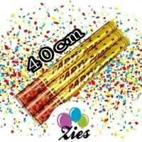 Party popper / confetti 40cm