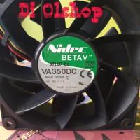 Kipas fan Nidec High Speed 9x9x3.8cm 12 Volt 1.1A
