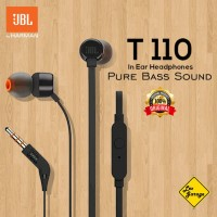 Headset JBL T110 Headphone Earphone with Microphone Garansi Resmi IMS