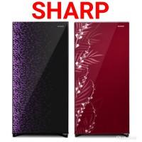 Kulkas Sharp 1 Pintu Sharp SJ-X185MG