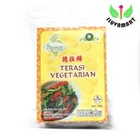 Evergreen Terasi Kotak Vegetarian 150 gr / Vegan Belacan / Belachan