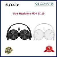 SONY MDR-ZX110 Sound Monitoring Headphone Original