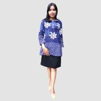 Harga blus kerja modis terbaru karya busana lengan   Hargalu.com