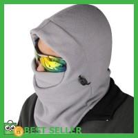 Baff Masker Balaclava Bandana Kupluk Topi Helm Polar 6 in 1 Full