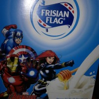 Harga susu frisian flag avengers rasa madu 800gram   Hargalu.com