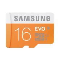 SAMSUNG Micro SD 16GB Class 10 EVO 48Mb/s ORIGINAL - MEMORY CARD