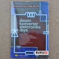 Buku Desain Konverter Elektronika Daya