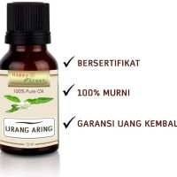 Happy Green Minyak Urang Aring - Bhingraj Oil