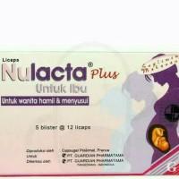 Nulacta Plus untuk Ibu - HARGA MURAH PER BOX
