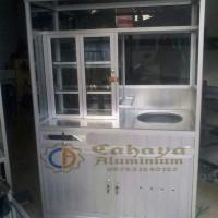 Harga Gerobak Bakso Aluminium Hargano.com