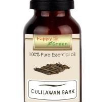 Happy Green Culilawan Bark Essential oil (30 ml) - Minyak Kulit Lawang
