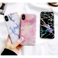 CASE SILICON MARBLE HOLOGRAM SAMSUNG GALAXY J4 J6 2018 J2 Prime CASE