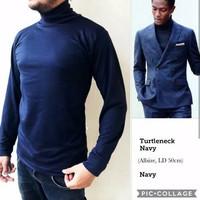 Harga murah kaos turtle neck turtleneck pria wanita distro sweater | antitipu.com